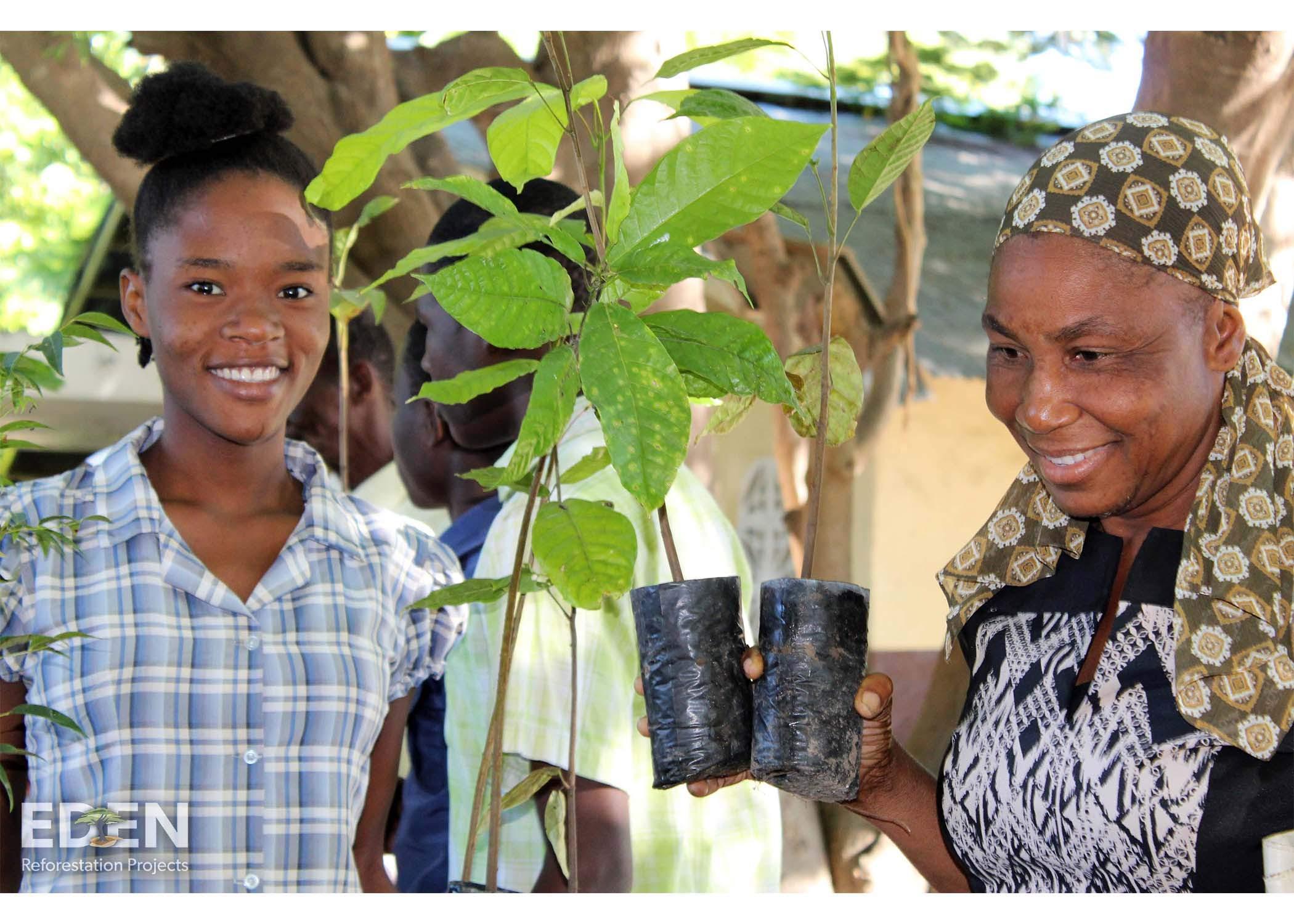 Unsere Zusammenarbeit mit Eden Reforestation Projects: Vanille genießen und Bäume pflanzen