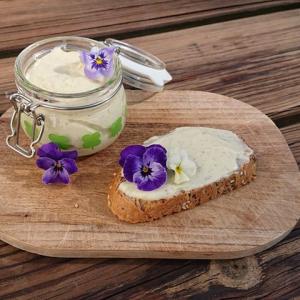 Türchen 1 im Quarantäne-Adventskalender: Vanille-Aufstrich