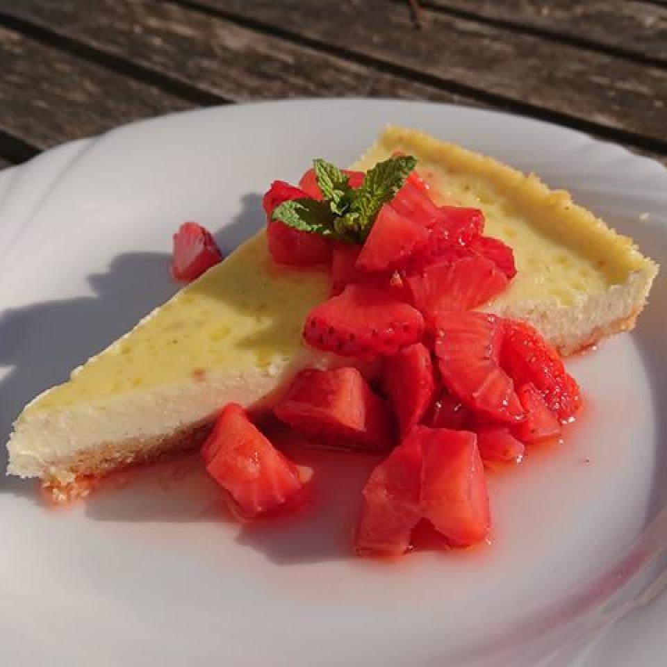 Türchen 5 im Quarantäne-Adventskalender: Cheesecake